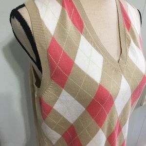 Brooks Brothers sweater vest